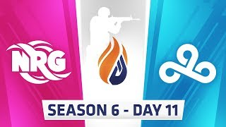 ECS S6 Day 11 - G2 vs Fnatic, Mouseports vs Optic // NRG vs C9, Complexity vs LG