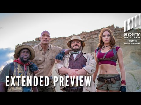 JUMANJI: THE NEXT LEVEL - 10 Minute Clip Now on Digital!