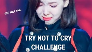 Video TWICE Try Not To Cry Challenge MP3, 3GP, MP4, WEBM, AVI, FLV Maret 2019