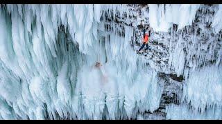 Helmcken Falls - The World's Hardest Ice Climb by Louder Than Eleven
