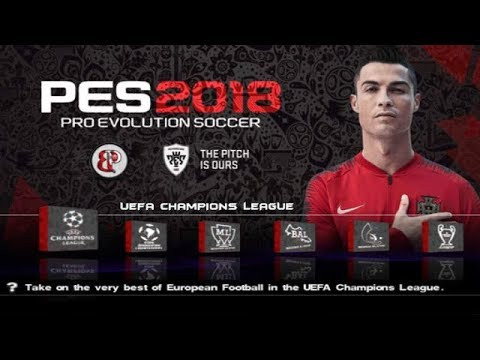 PES 2018 (PS2) World Cup 2018 English Version (Blezz-Patch Russia 2018) Download ISO