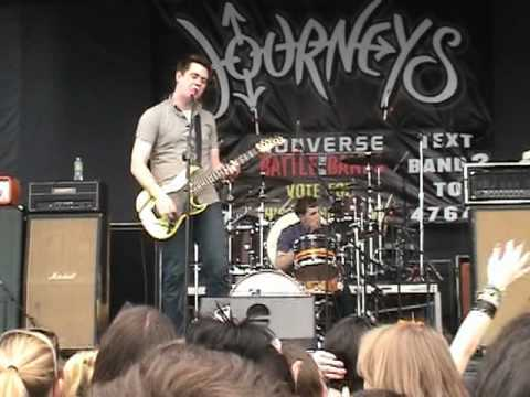 The Appreciation Post - Crank The Stereo (live @ Journeys Backyard BBQ)