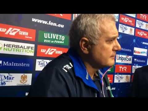 """Campagna dopo Italia-Montenegro: """"Siamo stati squadra"""""""