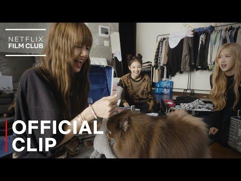 BLACKPINK: Light Up The Sky | BLACKPINK Packs For Japan Clip | Netflix