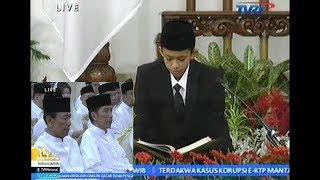 Video Pak Jokowi Terharu - Qira'ah Muhammad Miftah Farid di Peringatan Nuzulul Qur'an Istana Negara 2017 MP3, 3GP, MP4, WEBM, AVI, FLV Agustus 2018