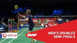 Download Video SF | MD | KAMURA/SONODA (JPN) [4] vs ELLIS/LANGRIDGE (ENG) | BWF 2018 MP3 3GP MP4