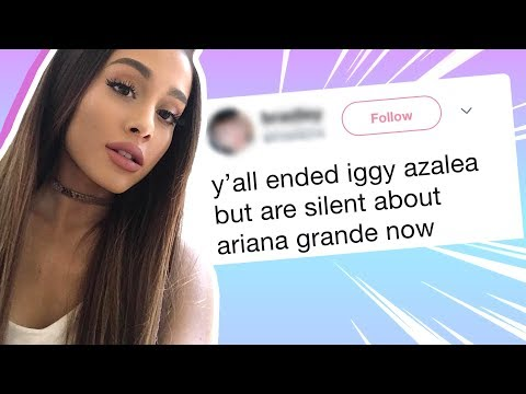 Ariana Grande's Comments Have Furious Fans Accusing Her of Blackfishing