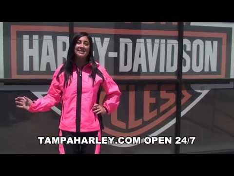 Harley Davidson Women's Rain Suit for sale - Motorcycle Gear