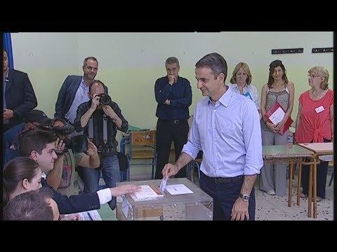 Κ. Μητσοτάκης: Είμαι σίγουρος ότι αύριο θα ξημερώσει μια νέα φωτεινή μέρα για την πατρίδα μας
