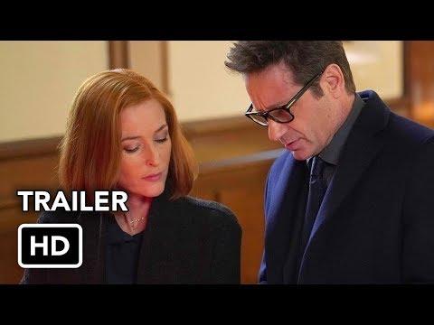 """The X-Files Season 11 """"Final Two Episodes"""" Trailer (HD)"""