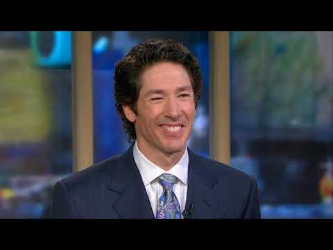 Joel Osteen ( April 08, 2019 ) - Protect Your Peace, Be A Bounce Back Person
