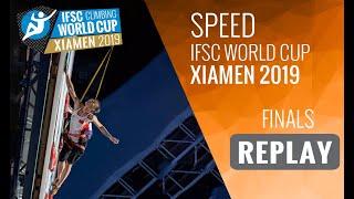 IFSC Climbing World Cup Xiamen 2019 - Speed Finals by International Federation of Sport Climbing