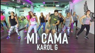 Download Video Mi Cama - Karol G by Cesar James Zumba Cardio Extremo Cancun MP3 3GP MP4