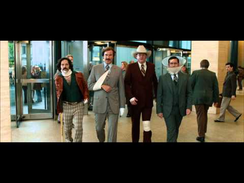 Anchorman: The Legend Continues (TV Spot 'Hoo')
