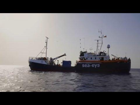 Malta: Migranten von der »Alan Kurdi« dürfen an Lan ...
