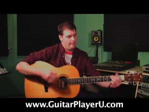 how to write a song - http://www.GuitarPlayerU.com Want to learn how to write your own song? Here's a beginner song writing lesson for guitar players. Songwriting can be simple, i...