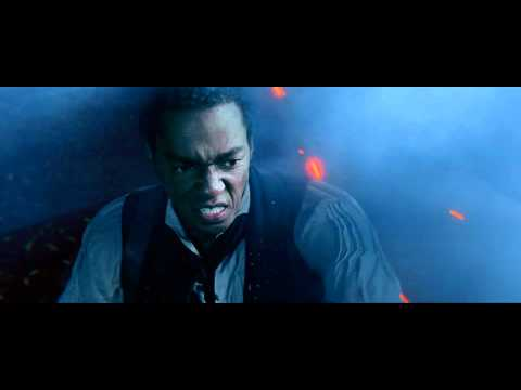 Abraham Lincoln: Vampire Hunter Clip 'Train Escape'