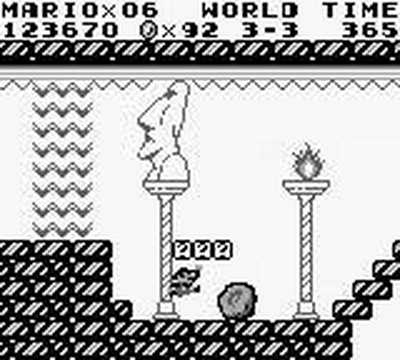 GB - GB Super Mario Land (USA/Europe v1.1) in 12:14.92 by Frank Amoroso (aka. TheAxeMan). Tool Assisted - these games are played using a emulator at super slow sp...