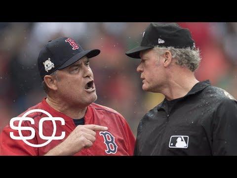 John Farrell will not return as the Boston Red Sox manager | SportsCenter | ESPN