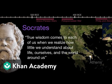 Philosophy Socrates Plato And Aristotle Video  Khan Academy  Help With Essay Papers also Writting Services  English Essay Question Examples