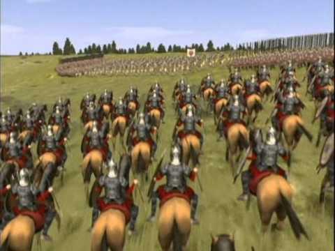 Decydujące starcia: Gocka inwazja Rzymu - Decisive Battles: The Gothic Invasion Of Rome