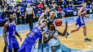 Обзор матча Единая лига ВТБ: «Астана»— «Енисей»