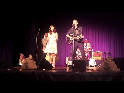 The CashBags covern Johnny Cash - Ring of Fire - Hittfeld 2017