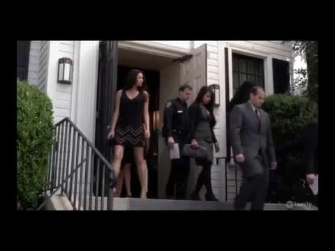 "Pretty Little Liars - Ending Scene - 4x01 ""A is for A-L-I-V-E"""