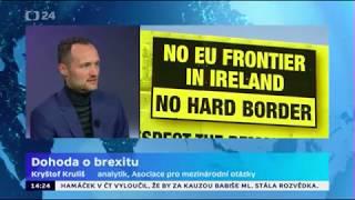 Corbyn kritizuje dohodu o brexitu