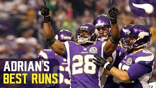 Video Adrian Peterson's Best Run Against Each Team MP3, 3GP, MP4, WEBM, AVI, FLV Desember 2018