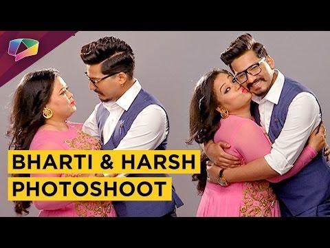 Bharti Singh & Harsh Limbachiyaa's Photo Shoot For