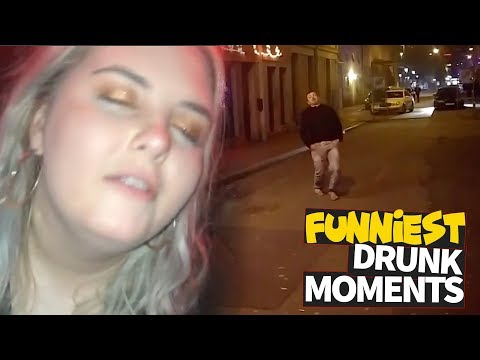 Drunk People Fail Compilation 2018 | Funniest Drunk Moments
