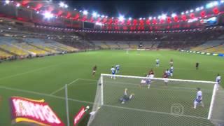 Gols do jogo Flamengo 4 x 0 Barra Mansa - 2ª Rodada Carioca 2015 - 04/02/2015