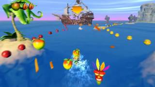 This is a video walkthrough of Tell No Tales in Crash Bandicoot: Warped from the N. Sane Trilogy on PlayStation 4.