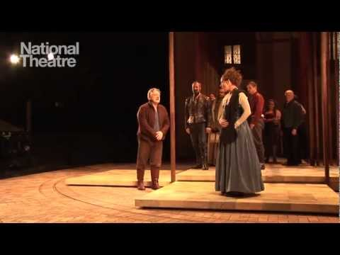 Simon Russell Beale - Simon Russell Beale and Zoë Wanamaker talk about playing Beatrice and Benedick in the 2007 production of 'Much Ado About Nothing' directed by Nicholas Hytner...