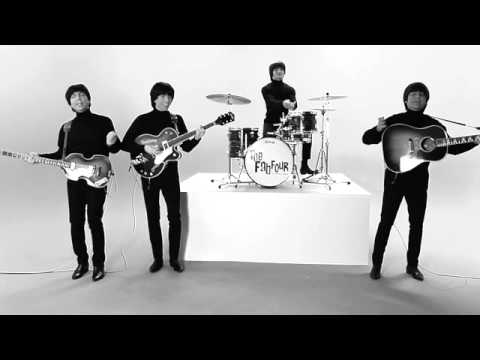 "The Fab Four - ""Hark!  The Herald Angels Sing"""
