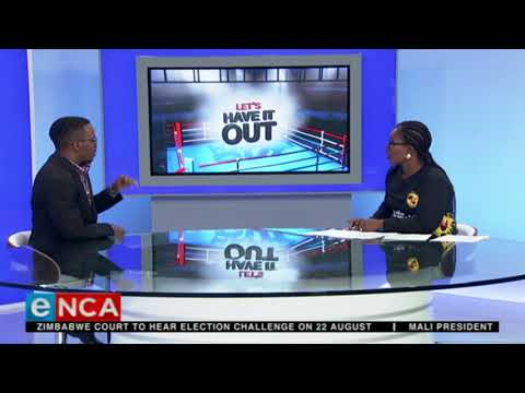Heated debate continues on the state of the SA economy
