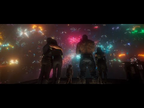Yondu Funeral -  Guardians Of The Galaxy Vol. 2