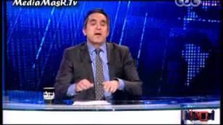 باسم يوسف يحتفل بذكري الثانية للثورة ع طريقته الخاصه