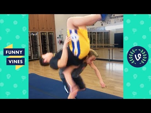 TRY NOT TO LAUGH - FUNNY FAILS Vines | Funny Videos March 2019