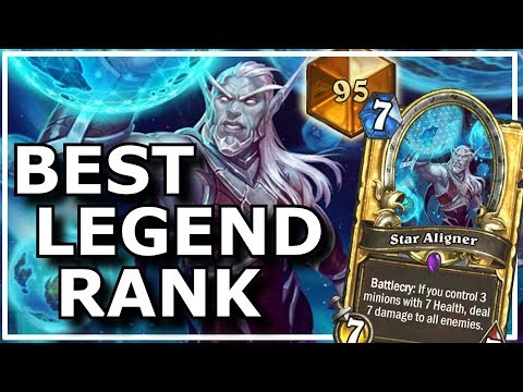 Hearthstone - Best of Legend Rank Moments
