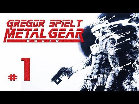 Metal Gear Solid #01 ~ Auf nach Shadow Moses Island! (Spriteseeing / Let's Play)