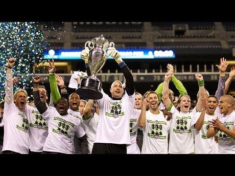 2011 Lamar Hunt Open Cup Final - Seattle Sounders FC vs. Chicago Fire: Highlights - Oct. 4, 2011