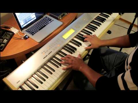 """Oceans (Where My Feet May Fail)"" - Piano Tutorial"