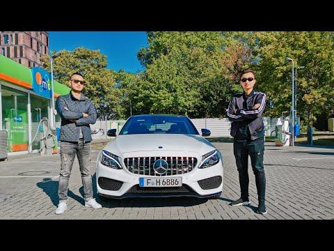 Trải nghiệm chiếc Mercedes C400 2019 xem có gì hot các bác nhé @ vcloz.com