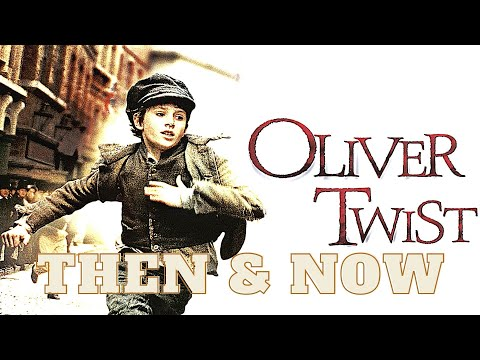 Oliver Twist (2005) - Then and Now (2020)