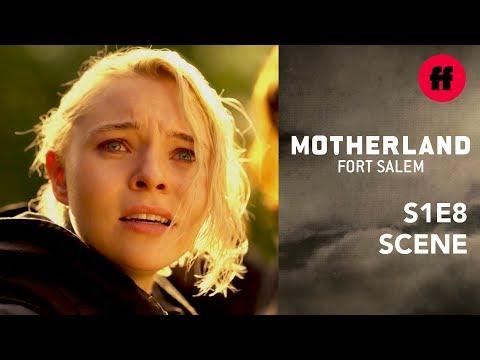Motherland: Fort Salem Season 1, Episode 8 | Raelle Discovers Tally's Betrayal | Freeform