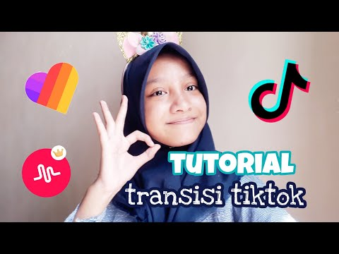 Tutorial Transisi Tiktok Part 2 | By Virgie