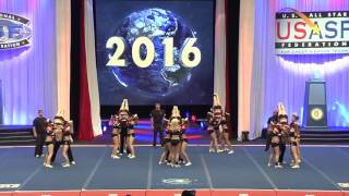 Leverkusen Germany  City pictures : Wildcats Cheerleader Leverkusen (Germany) - Wildcats [2016 Int'l Open Small Coed Level 5 Finals]