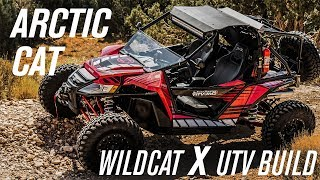 2. Arctic Cat Wildcat X 1000 UTV Build